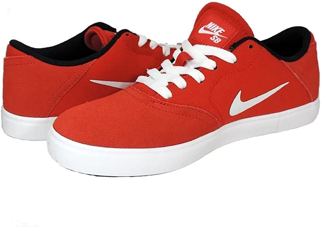 Alegaciones Envío un poco  Amazon.com: Nike SB Check (GS) 705266 610 US 6.5: Shoes