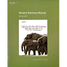 Student Solution Manual for Modelling the Dynamics of Life