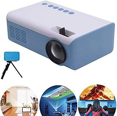 Mini proyectores portatiles, proyector de Video 1080P Full HD ...