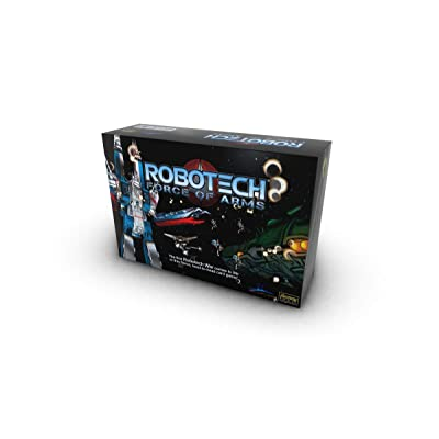 Solarflare Games Robotech: Force Arms, Game: Toys & Games