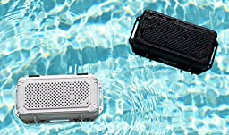 AudioActiv VAULT LS Waterproof, Shockproof Hard Cover Travel Case for Bose SoundLink Mini I and II(Black)
