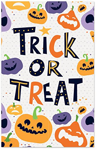 Trick or Treat? (Packet of 100, KJV) -
