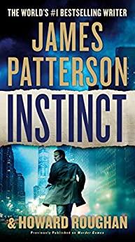 Instinct previously published Murder Games ebook