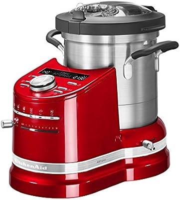 KitchenAid 5KCF0103 olla multi-cocción 4,5 L 1500 W Rojo - Ollas ...