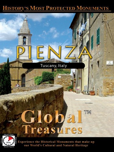 Global Treasures - Pienza - Tuscany, Italy