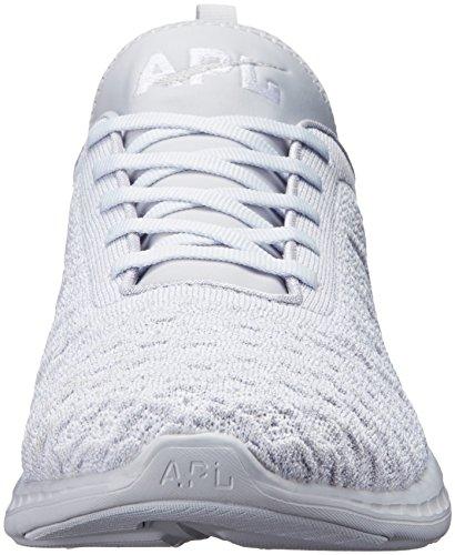 APL: Athletic Propulsion Labs Women's Techloom Phantom Running Shoe, Steel Grey, 5.5 M US