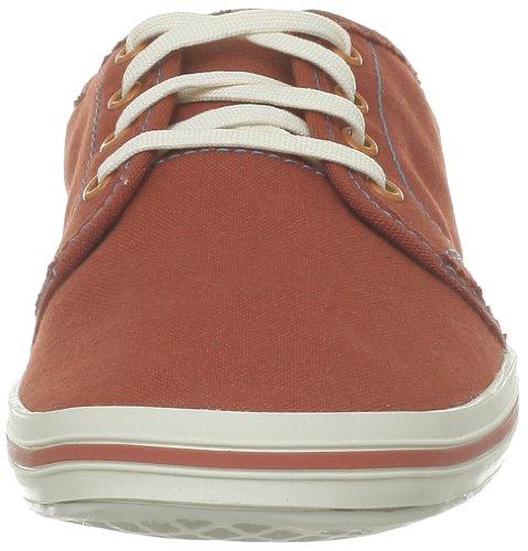 Timberland Ekcascobay Ox Navy - Zapatos de cordones para hombre Rojo (Rouge (Red))