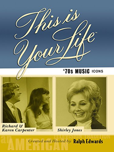 Clip: This Is Your Life 70's Music Icons - Richand & Karen Carpenter and Shirley Jones