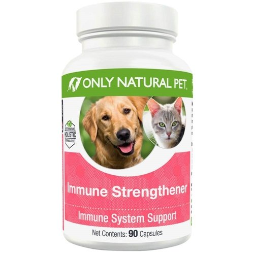 Only Natural Pet Immune Strengthener
