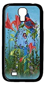 Cool Painting Samsung Galaxy I9500 Case and Cover -Star Spangled Birdie Polycarbonate Hard Case Back Cover for Samsung Galaxy S4/I9500