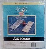 Joe Boxer Recreational Air Mattress Poolside Fun Print 72'' x 27'' Floating Device