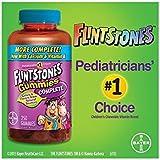 Flintstones Gummies Complete-children's Multivitamin , 250 Gummies with More D3