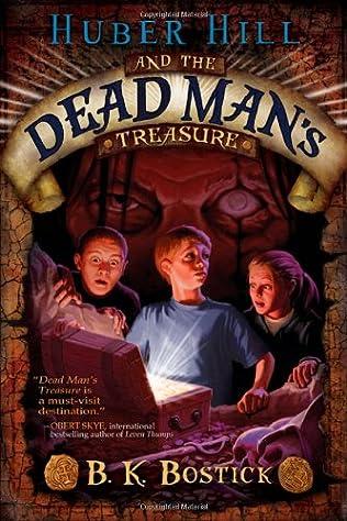 book cover of The Dead Man\'s Treasure