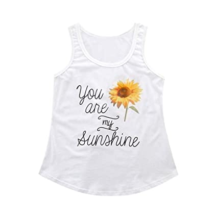 Mommy /& Me Family Matching Set Summer Women Lady Sunflower Printing Straps Flower Dress Casual Clothes S-L2