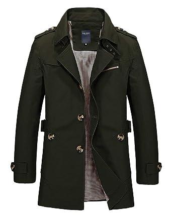 Lannister Fashion Abrigo De Hombre Chaqueta De Abrigo Chaqueta De ...