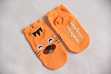 meichen estéreo auriculares Baby Calcetines Calcetines Calcetines Calcetines, dibujos animados Niños de ambos Género en