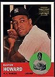Baseball MLB 2002 Topps Archives #138 Elston Howard NM-MT Yankees