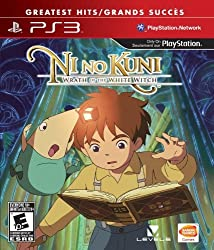 Ni no Kuni: Wrath of the White Witch from Bandai