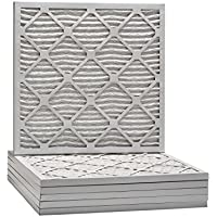 20x21x1 Dust & Pollen Merv 8 Pleated Replacement AC Furnace Air Filter (6 Pack)