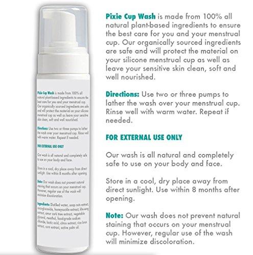 (6.75oz) Better Than Diva Menstrual Cup Wash - Liquid ...