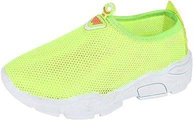 Alaso Chaussures Bébé Zapatos de malla para niña, zapatillas ...