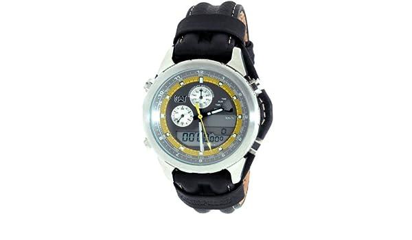 Caterpillar WF14535121 - Reloj analógico y Digital de Cuarzo para Hombre: Amazon.es: Relojes