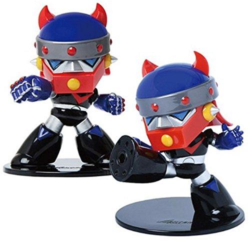 SD Robot Taekwon V 2 Figures (Punch Figure + Kick Figure)