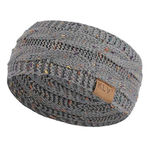 04fd0d4d Evelove Women Winter Warm Beanie Headband Skiing Knitted Cap Ear Warmer  Headbands