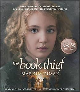 Amazon.com: The Book Thief (9780804168434): Markus Zusak, Allan ...