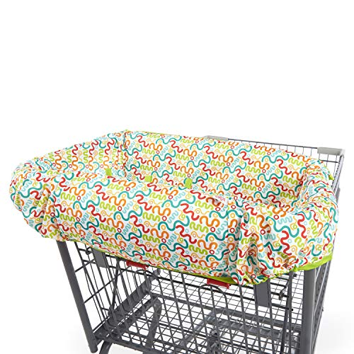 Bright Starts 2-in-1 Cozy Cart Cover / Bright Starts 2-in-1 Cozy Cart Cover