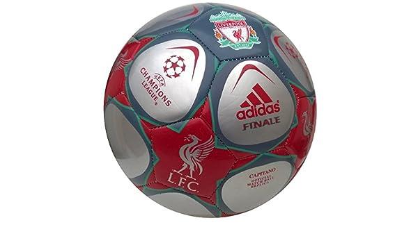 adidas Finale Capitano FC Liverpool del Liverpool Fútbol Talla 4 ...