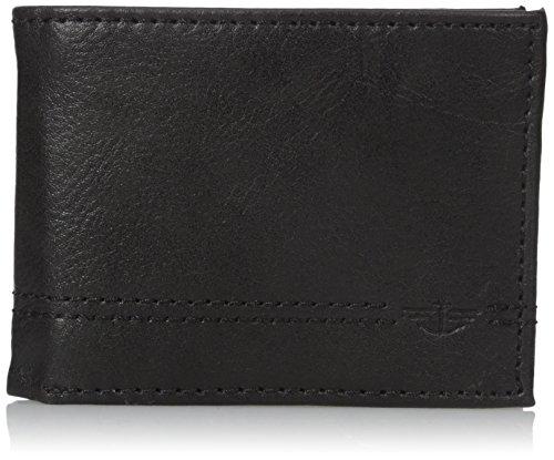 Dockers Men's Clarion RFID Blocking Traveler Wallet