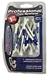 4. Pride Performance Professional Tee System Plastic Golf Tees, 3-1/4 inch - 30 count (Blue)