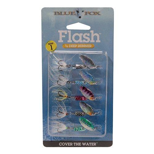 Blue Fox Flash (Blue  Fox WBFF1K5-1   Flash Spinner Kit, 42743 oz)