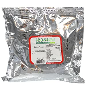 Frontier Natural Products Baking Powder -- 16 oz