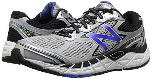 Pour New 840 487841 De Silver V3 Hommes Balance Running Blue 60 Chaussures wHHIg14