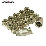 Honishen Wheel Lock Nut for Truck/M22x1.5 Thread Size