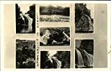Greetings from Turner Falls Davis, Oklahoma Original Vintage Postcard