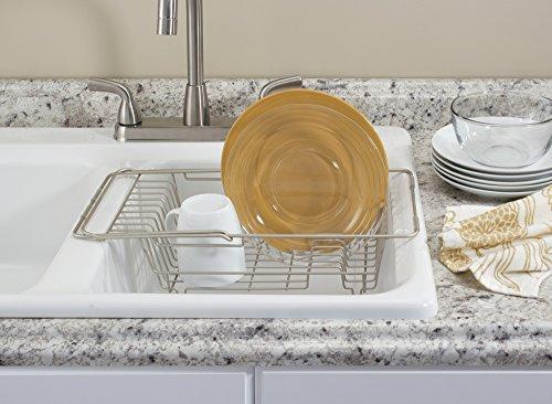 over sink dish rack - 7