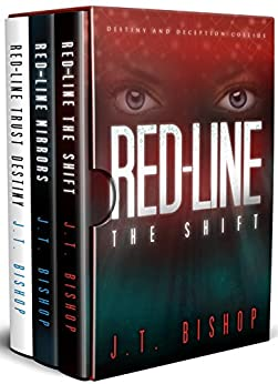 The Red-Line Trilogy Boxed Set by [Bishop, J. T.]
