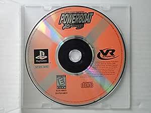 Amazon.com: Vr Sports Powerboat Racing: Playstation 1