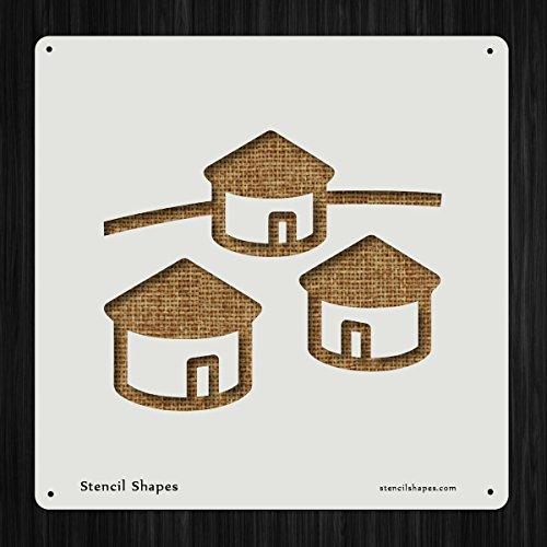 Village Huts - 6