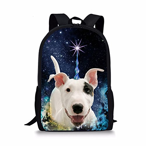 Rucksack Print 08 Students Amint inches Bookbag 3D Pattern Bag 16 Patterns Animal 31 Unisex College Backpack Varied Adult wxRqCR7S