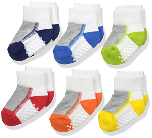 Toddler Quarter Socks - 1