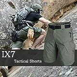 VEROP 2021 Upgraded Waterproof Tactical Shorts for