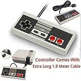 Jeu Manette manette Pour Nintendo Mini Classique NES JOYPAD Livré Avec étendu 1,8 M CÂBLE LONG By AirBot