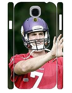 Hybrid Retro Sports Man 3D Print Handmade Cell Phone Case for Samsung Galaxy S4 I9500