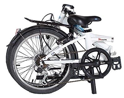 Ford by Dahon Muon 7 Speed Folding Bike