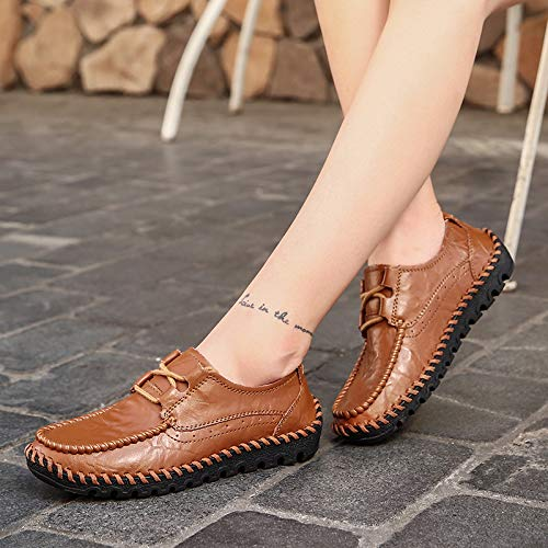 Taille Marron 40 Marron Chaussures coloré ZHRUI EU S6Azqw