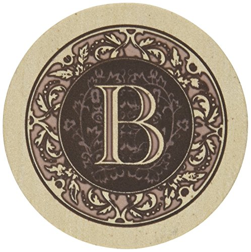 - Thirstystone Monogram B Coasters
